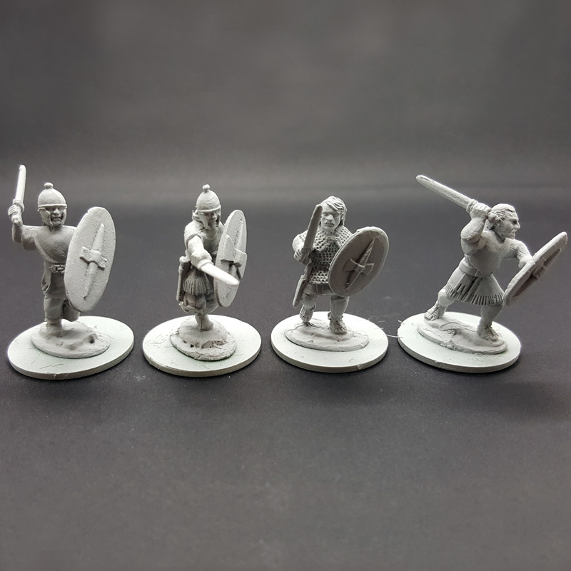 weapons and warriors instructions