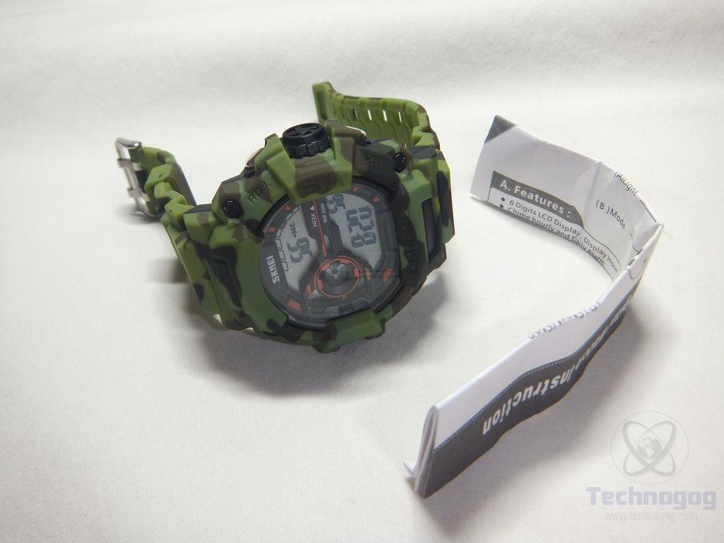 aposon digital watch instructions
