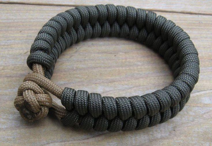survival cord bracelet instructions