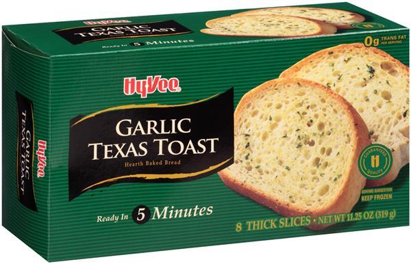 texas toast garlic bread instructions