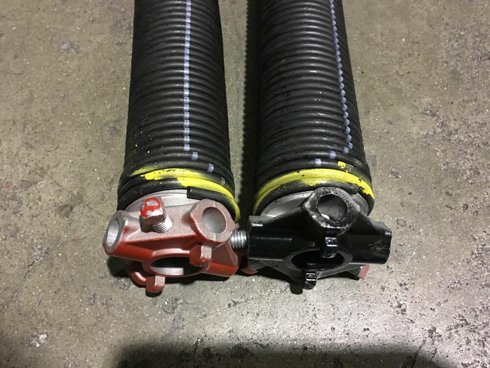 garage door cable repair instructions