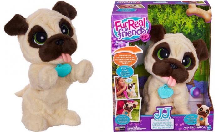 furreal friends pug instructions