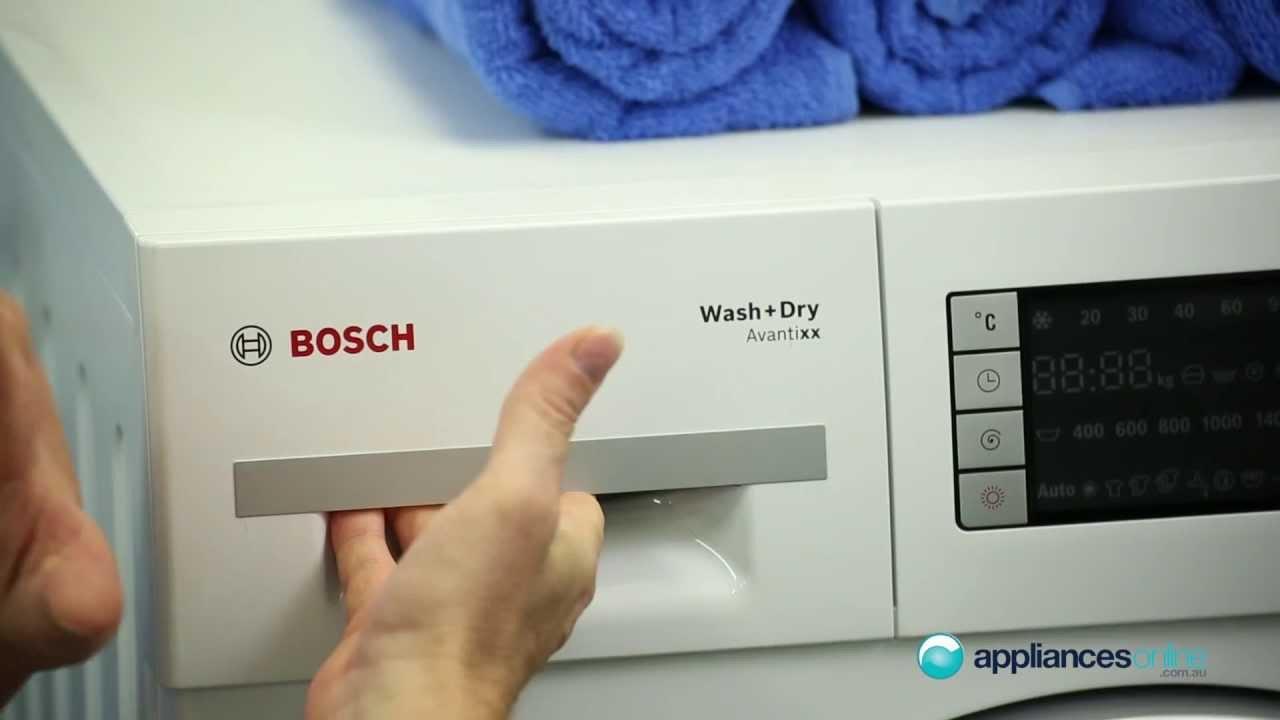 huebsch washing machine instructions