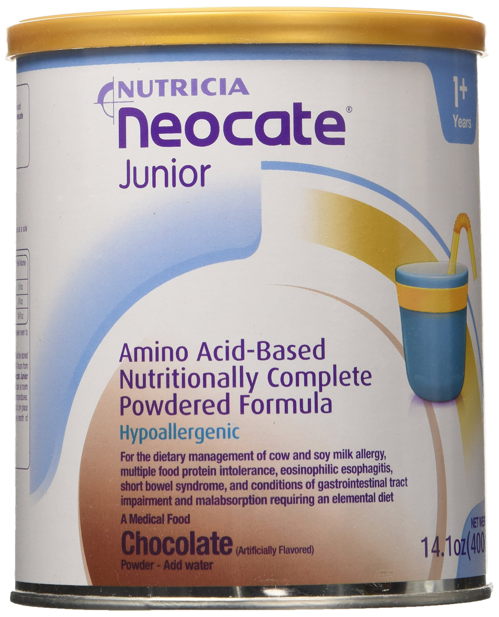 neocate jr mixing instructions