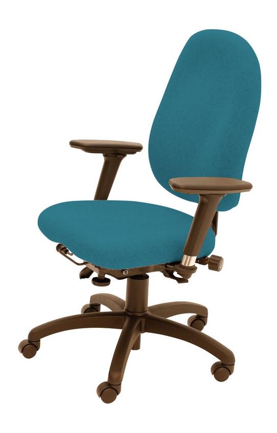 positiv plus high back ergonomic office chair instructions