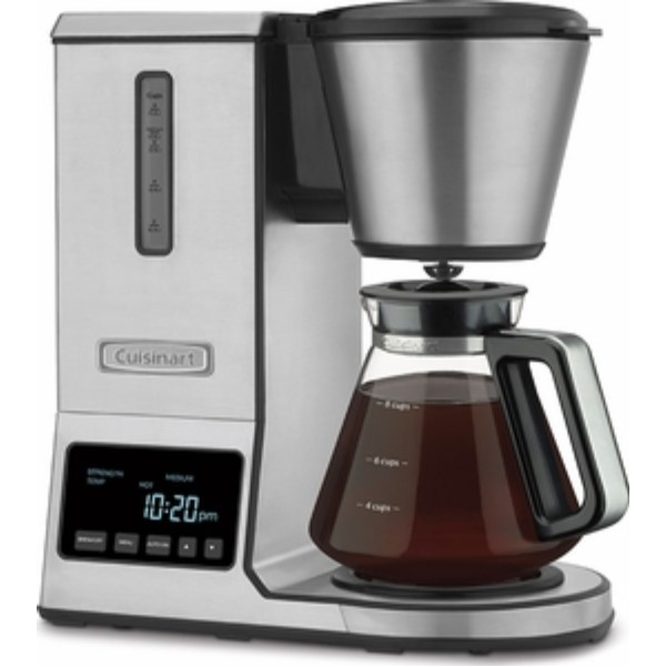 cuisinart coffee maker cleaning instructions