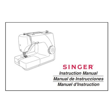 singer sewing machines instruction manual free