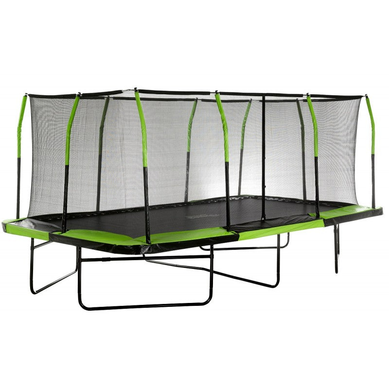 trampoline assembly instructions with enclosure