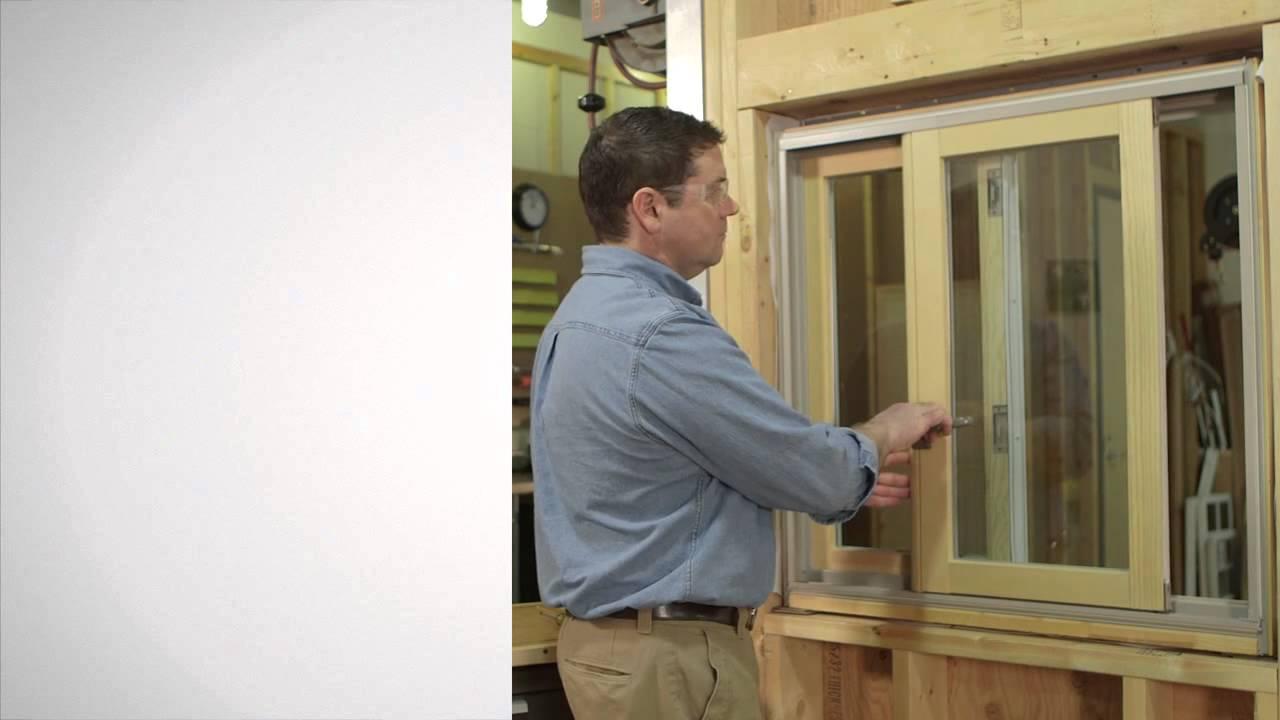andersen 400 series window installation instructions