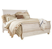 ashley sleigh bed assembly instructions