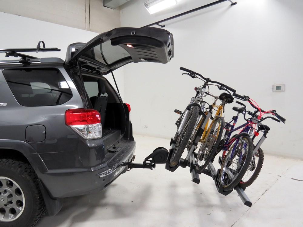 thule 2 bike rack instructions