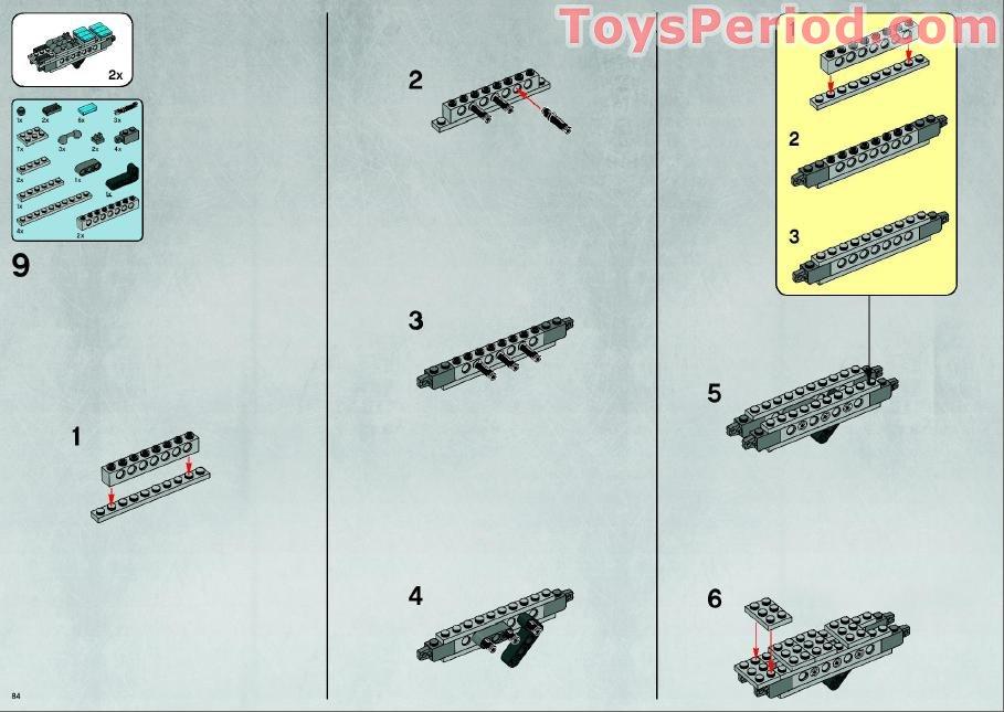 ucs millennium falcon instructions