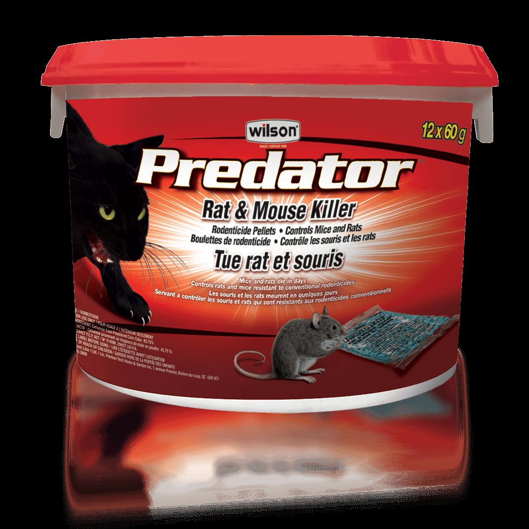 wilson predator rat and mouse killer instructions