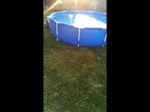 bestway fast set pool filter pump instructions
