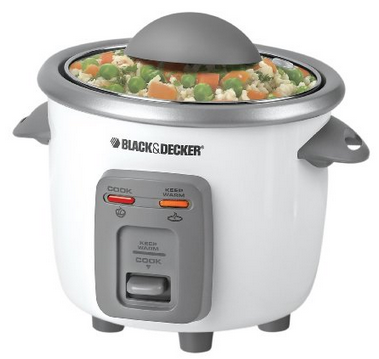 black and decker rice cooker instructions 3 cup