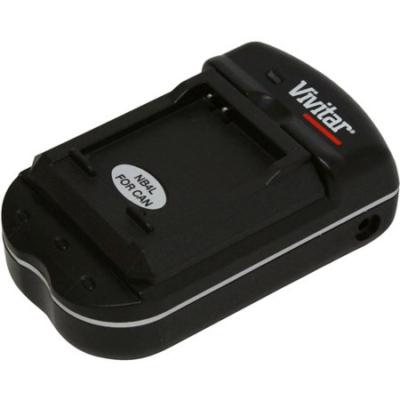 vivitar universal battery charger instructions