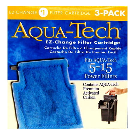 aqua tech power filter 5 15 instructions
