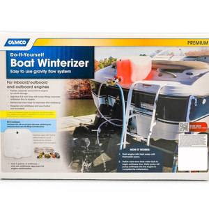 camco boat winterizing kit instructions