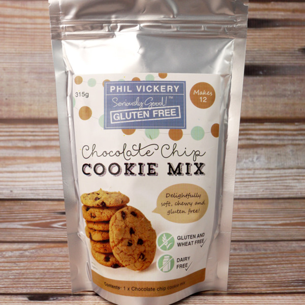 chocolate chip cookie mix instructions