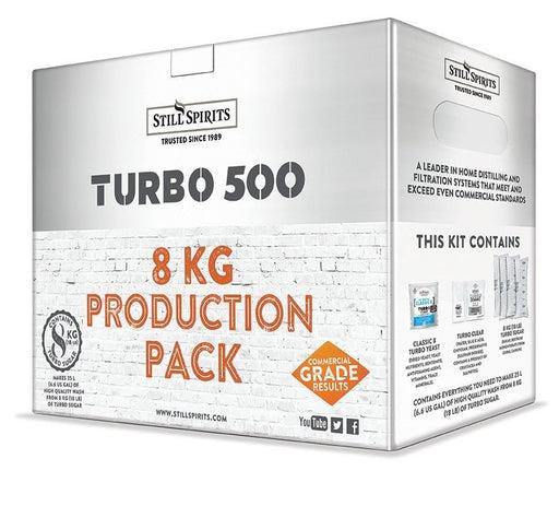 classic 8 turbo yeast instructions