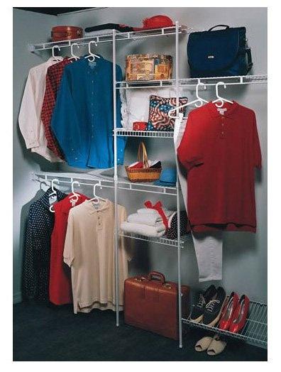 closet maid shelving instructions