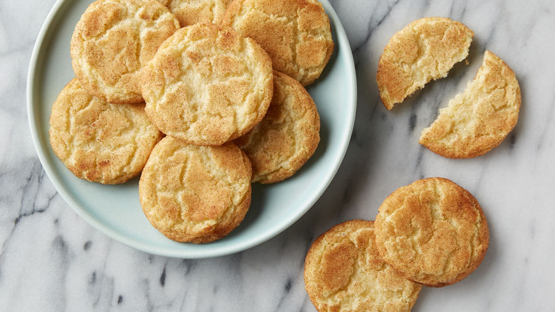 betty crocker snickerdoodle cookie mix instructions