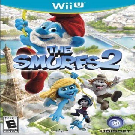 smurfs 2 wii game instructions