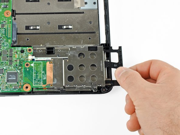 dell inspiron 1525 keyboard replacement instructions