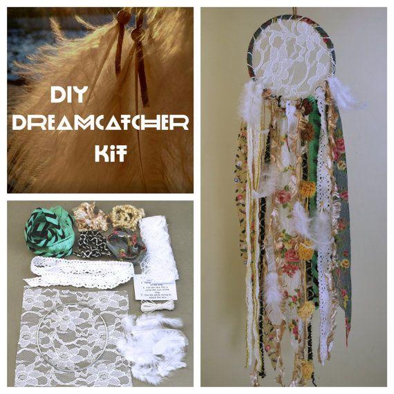dream catcher craft instructions