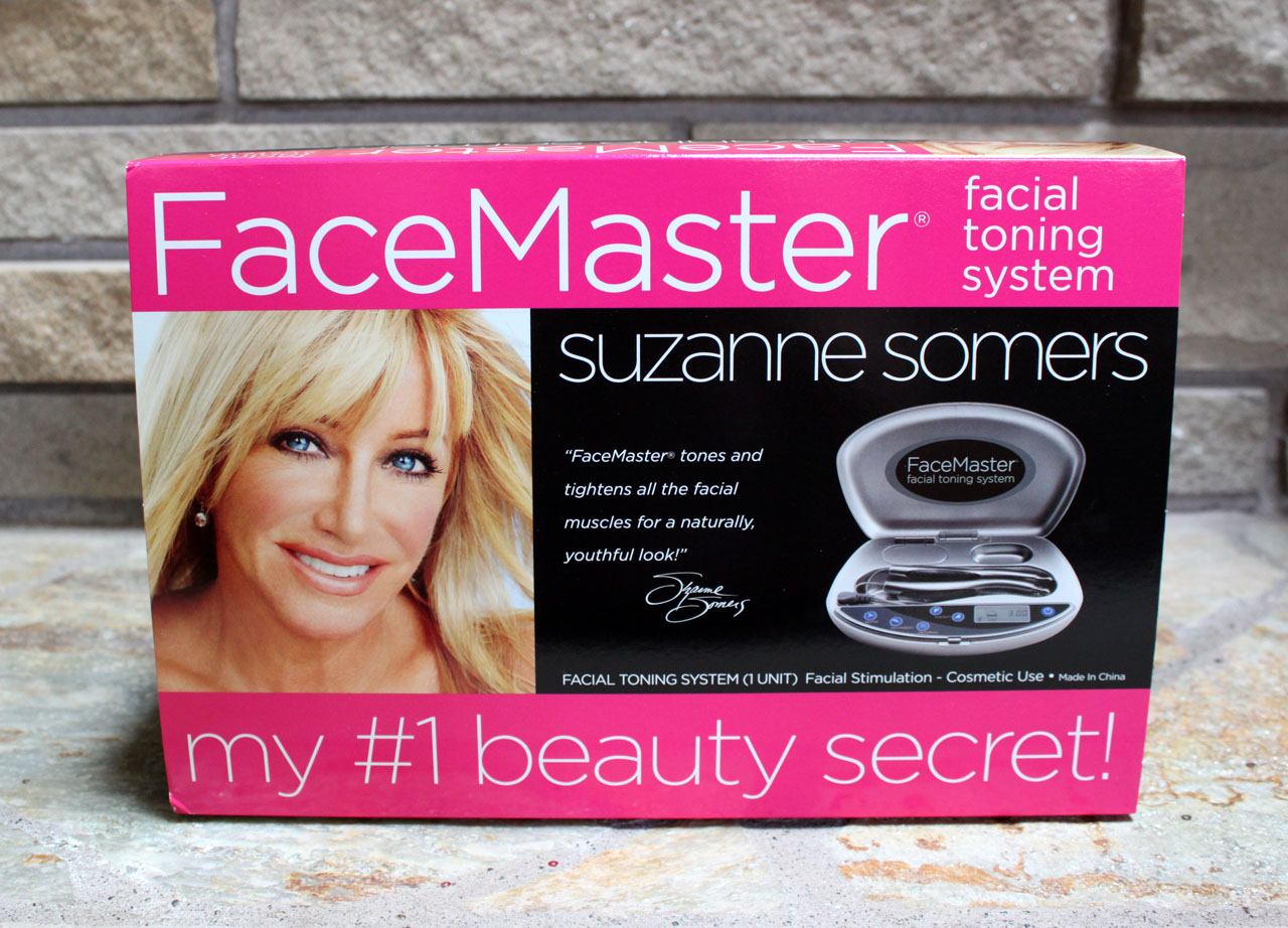 suzanne somers facemaster instructions