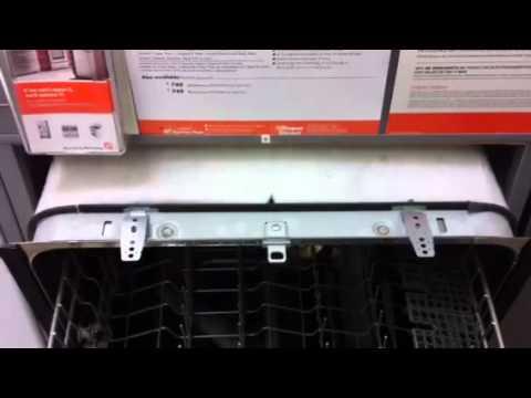 bosch dishwasher side mount instructions