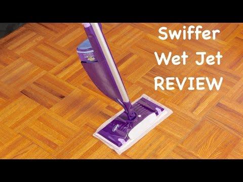 swiffer wet jet instruction manual