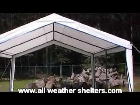 eureka party tent instructions