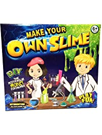 how to make nickelodeon slime kit instructions