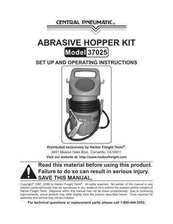 harbor freight brake bleeder instructions