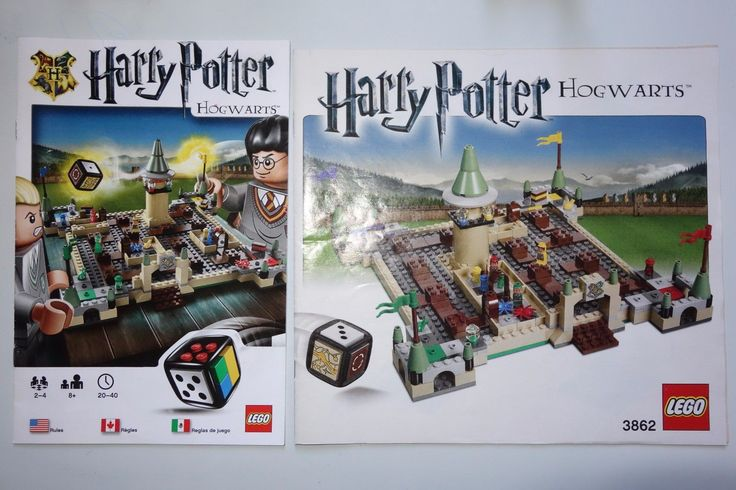 harry potter clue instructions