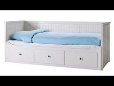 hemnes bed assembly instructions