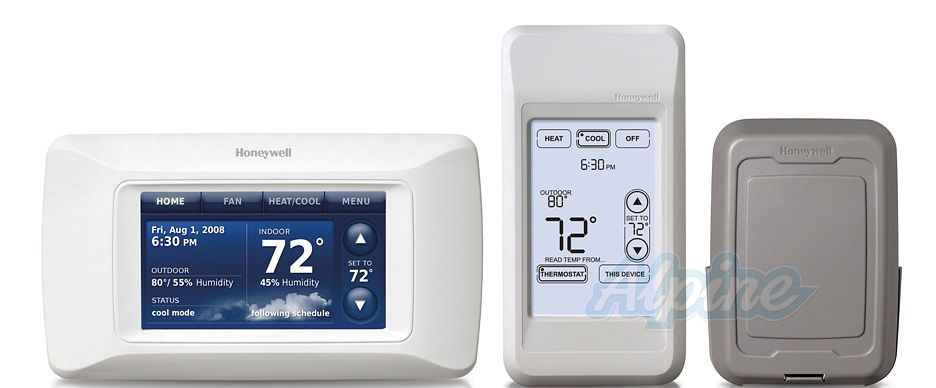 honeywell digital thermostat instructions