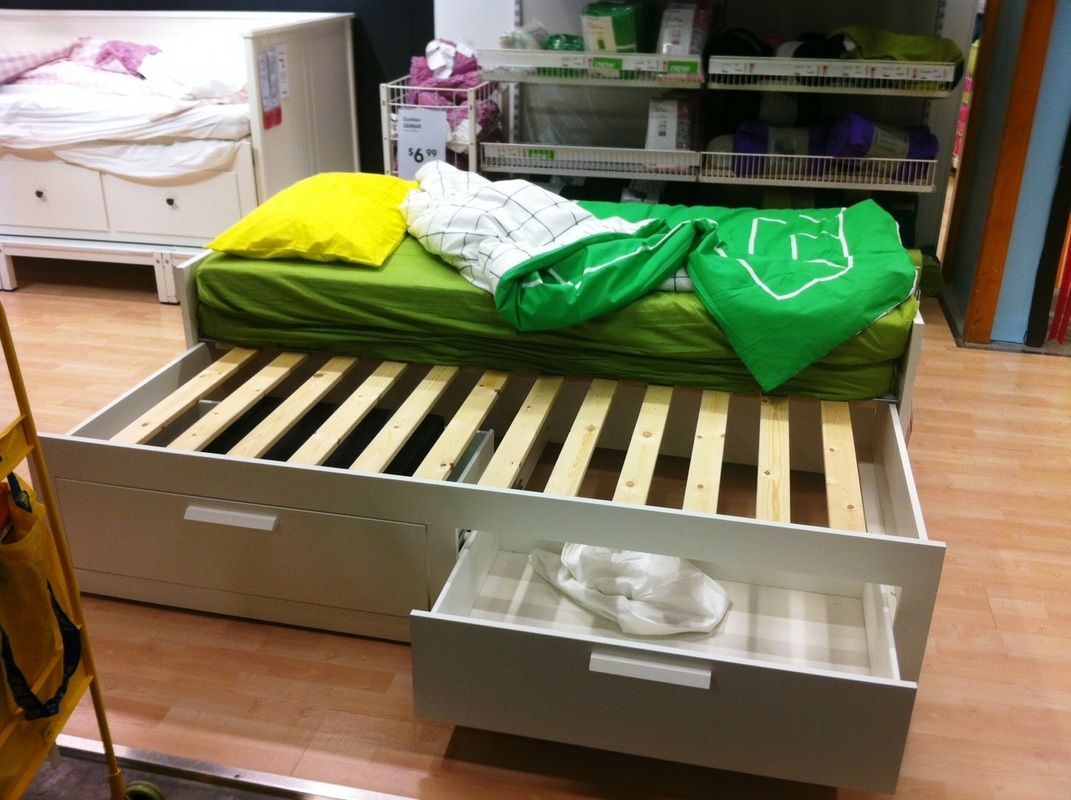 ikea daybed with trundle instructions