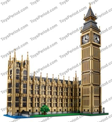 lego big ben instructions