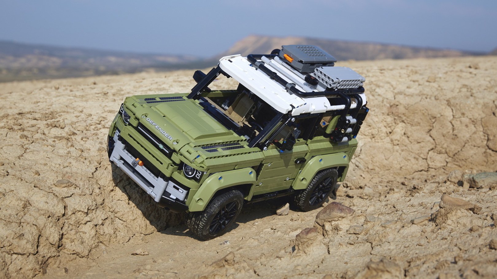 lego land rover defender instructions