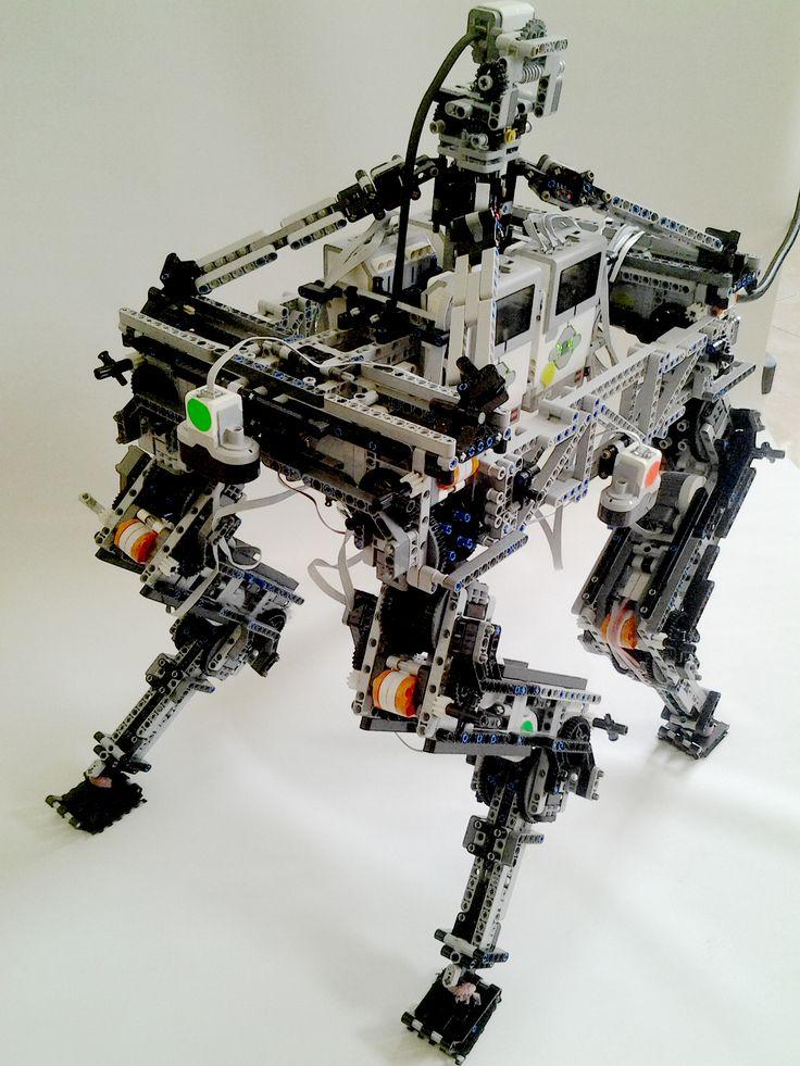 lego mindstorms building instructions