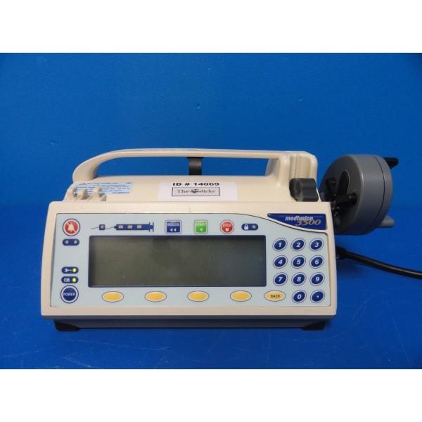 medfusion 3500 syringe pump instructions