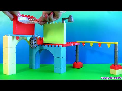 mega bloks lightning mcqueen instructions