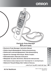 omron e5ck instruction manual