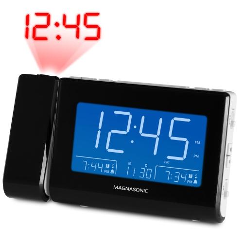 onn clock radio instructions