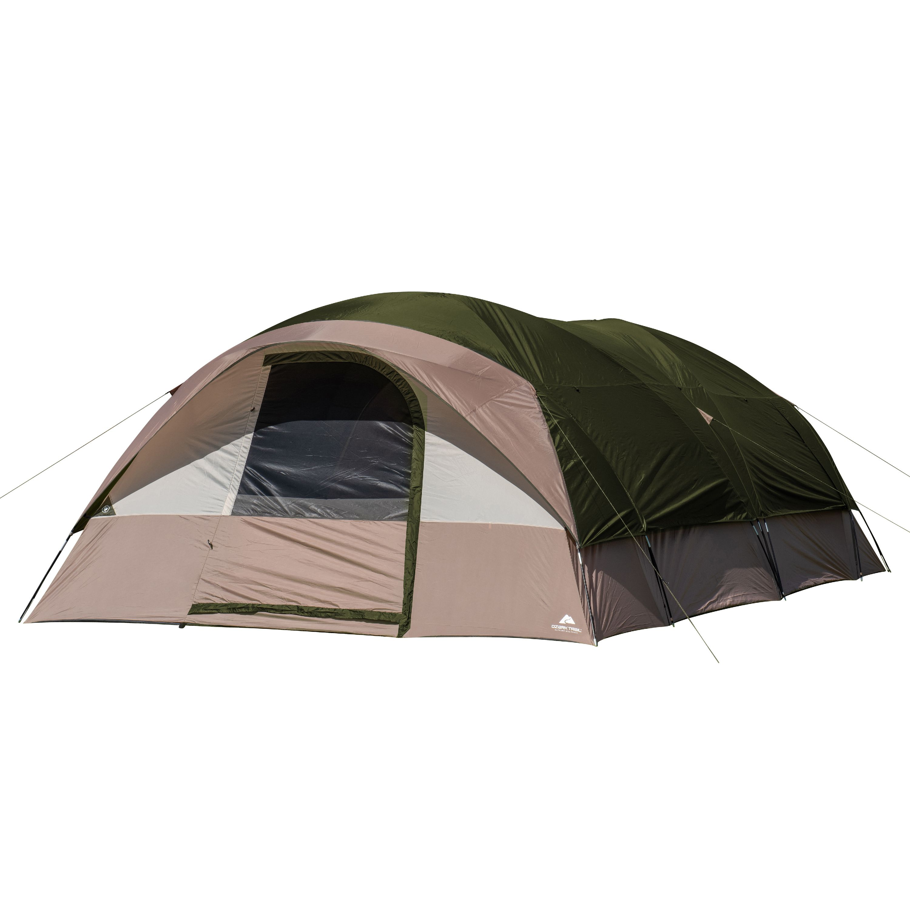 ozark trail 5 person tent instructions