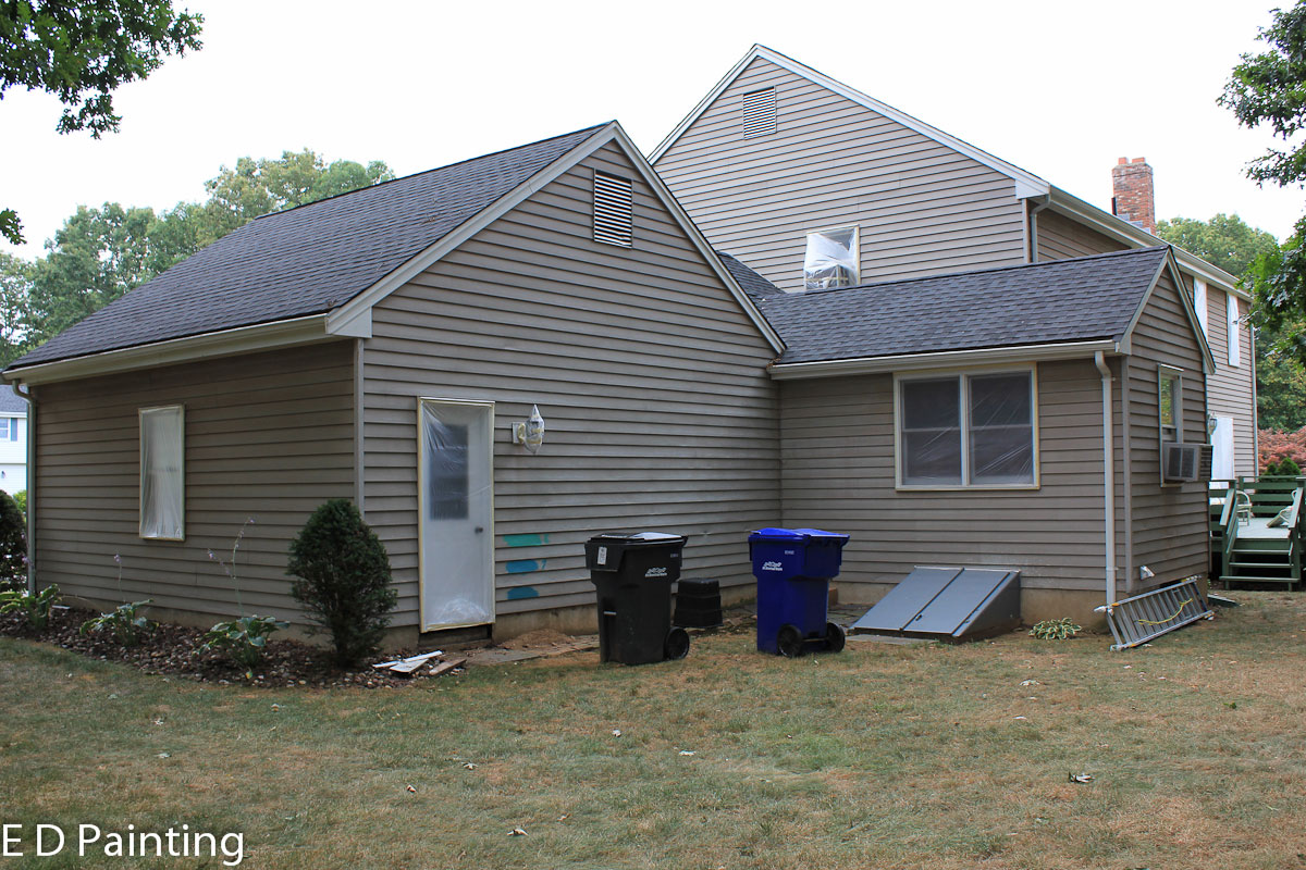 painting metal siding instructions