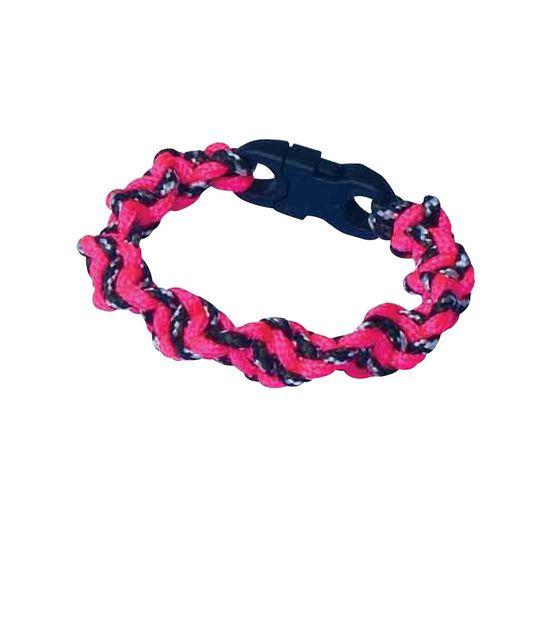parachute cord survival bracelet instructions