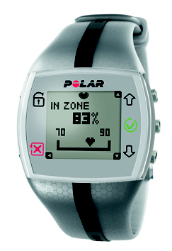 polar heart rate monitor watch instructions